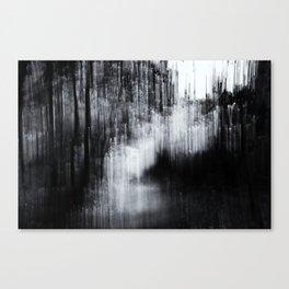 Phantasmagorical Forest 4 Canvas Print