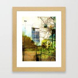 Ventana Framed Art Print