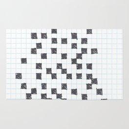 No word crossword Rug