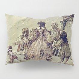 """The Fairies Ascent"" by A. Duncan Carse Pillow Sham"