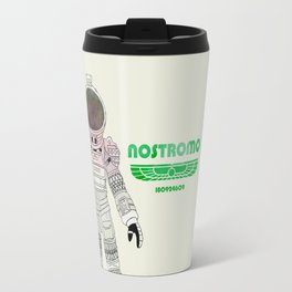 Nostromo Spacesuit Alien Travel Mug
