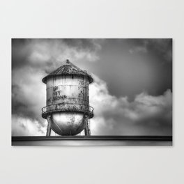 Rocketship Canvas Print