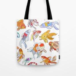 FISH FISH FISH Tote Bag