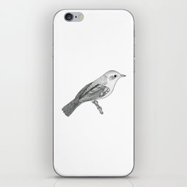Nightingale iPhone Skin