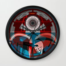 The Alliance Wall Clock
