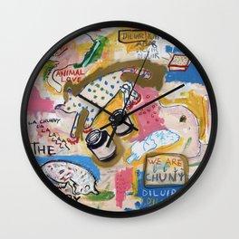 La Chuni Wall Clock