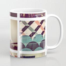 New York Scenes Coffee Mug