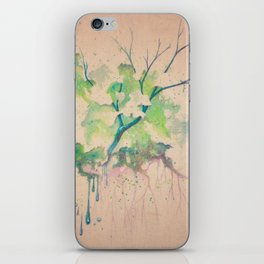 Rocío iPhone Skin