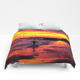Day's End * Costa Rica Comforters
