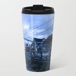 Newtown Dusk Travel Mug