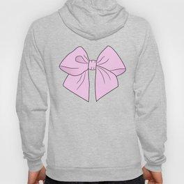 Ice Cream Pink Vector Bow Hoody