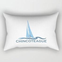 Chincoteague Island - Virgina. Rectangular Pillow