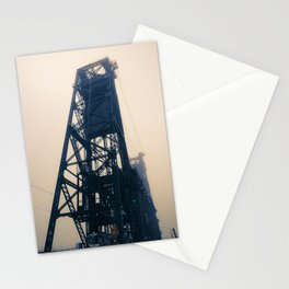 Steel Bridge, Portland, Oregon Stationery Cards