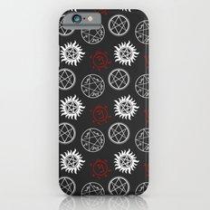Symbols Pattern iPhone 6 Slim Case