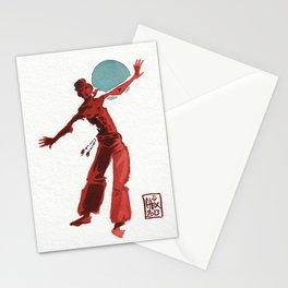 Capoeira 307 Stationery Cards