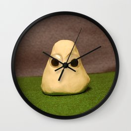Silly Putty Wall Clock