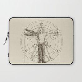 Vitruvian Alchemist Laptop Sleeve