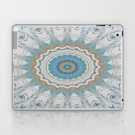 Dreamcatcher Teal Laptop & iPad Skin