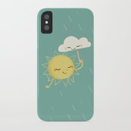 Little Sun iPhone Case