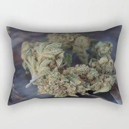 Medical Marijuana Deep Sleep Rectangular Pillow
