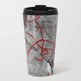 For Better or Worse (aka Tying the Knot) Travel Mug
