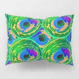 Circle Painting Number 10 Pillow Sham