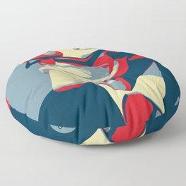 Waluigi for Smash Floor Pillow