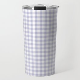 Alexis Gingham by Maeve Rembold Travel Mug