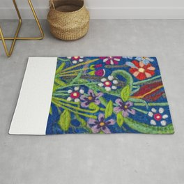 Needle Felt Rugs For Any Room Or Decor