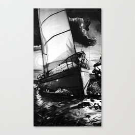 Havana Canvas Print