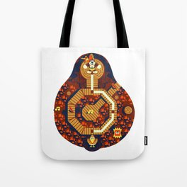 Overworld: Fall Tote Bag