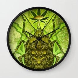 Matter Under Mind Wall Clock