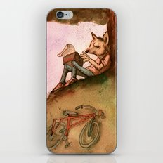 Storyteller iPhone & iPod Skin