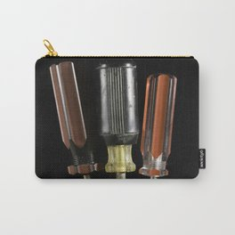 Trio of Screwdrivers Carry-All Pouch