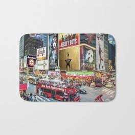 Times Square II Bath Mat