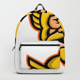 Thor Norse God mascot Backpack