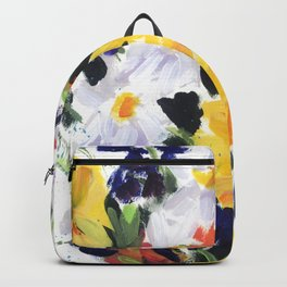 Sunflower Bouquet Backpack