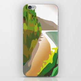 Mismaloya iPhone Skin