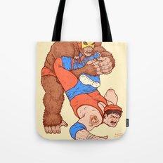 Gorilla Clutch Tote Bag