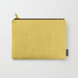 Primrose Yellow | Pantone Fashion Color Spring : Summer 2017 | Solid Color | Carry-All Pouch
