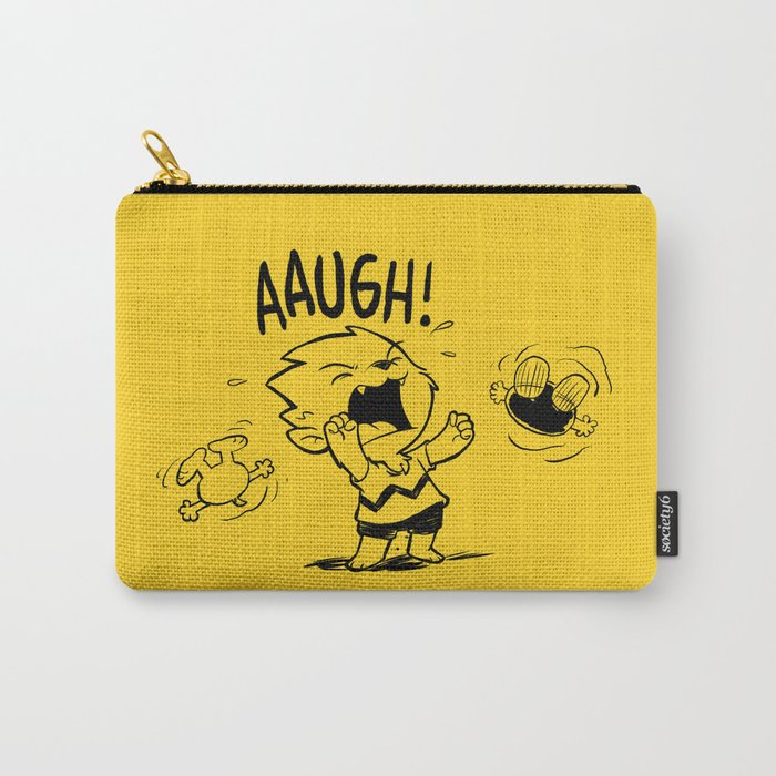Auugh! Carry-All Pouch