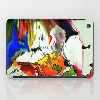 joy iPad Cases featuring Joy by Aaron Carberry