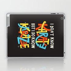 Mind over matter Laptop & iPad Skin