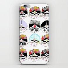 las fridas iPhone & iPod Skin