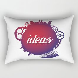 Ideas Factory Rectangular Pillow