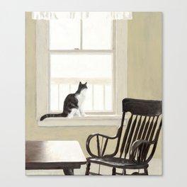 Sophie The Cat Canvas Print