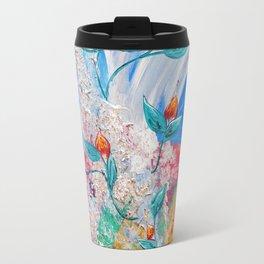 Earth, Water, Wind, Fire & Aether Travel Mug