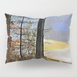 Misty Corner Pillow Sham