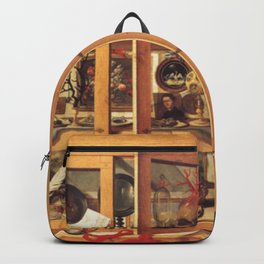 Cabinet of Curiosities Backpack
