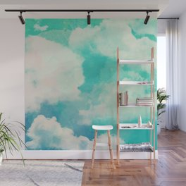 Cloud pattern Wall Mural